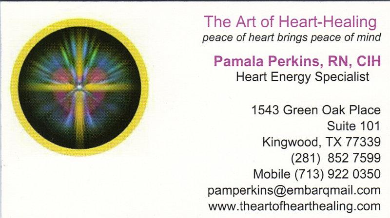 The Art of Heart-Healing